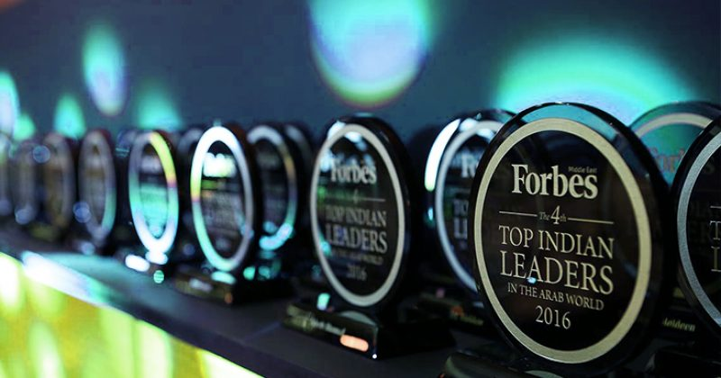 Ved Chhabra - Chairman has received: Middle East Forbes Award in 2014, 2015